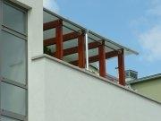 1. kerület polikarbonát-tető eladó